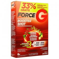 Nutrisanté Force G Power Max 15 ampoules + 5 OFFERTES