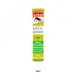 Cinq sur Cinq Roll-On Apaisant 3 en 1 Gel 7ml