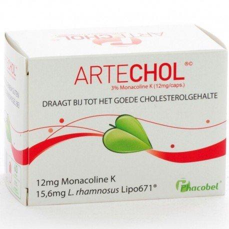 Phacobel Artechol 60 gélules
