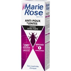 Marie Rose Lotion Extra Forte Anti-Poux & Lentes 100ml