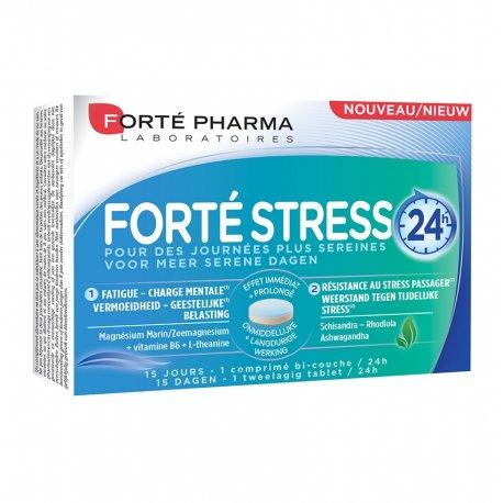 Forte Pharma Forté Stress 24H 15 comprimés