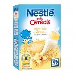 Baby cereals riz vanille 250g