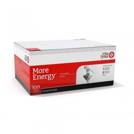 More energy (me) (b) 300