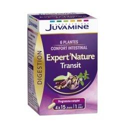 Juvamine Expert'Nature Transit 60 gélules