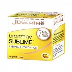 Juvamine Bronzage Sublime Nouvelle Formule 30 capsules