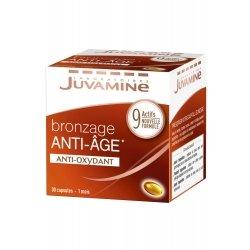 Juvamine Bronzage Bronzage Anti-Age 30 capsules