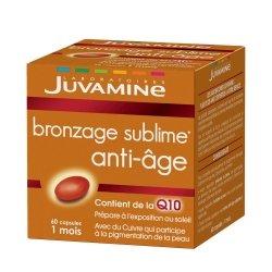 Juvamine Bronzage Sublime Anti-Age 60 capsules
