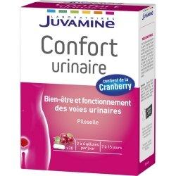 Juvamine Confort Urinaire 30 gélules