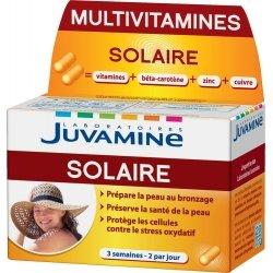Juvamine Multivitamine Solaire 45 gélules