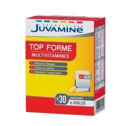 Juvamine Top Forme Multivitamines 30 comprimés à avaler