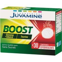 Juvamine Boost 30 comprimés effervescents