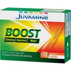 Juvamine Boost 10 ampoules de 10ml