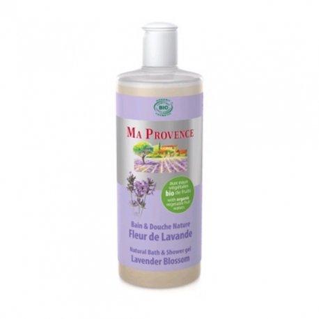 Ma Provence Bain & Douche Nature Bio Fleur de Lavande 500ml