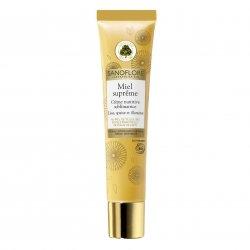 Sanoflore Miel Suprême Crème Nutritive Sublimatrice Lisse Apaise et Illumine 40 ml