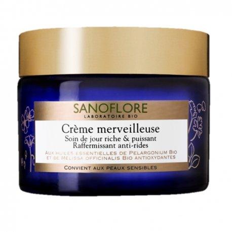 Sanoflore Crème Merveilleuse Soin de Jour 50ml