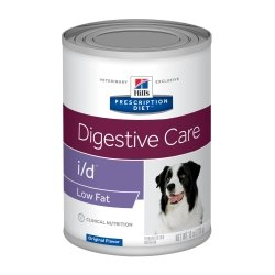 Prescription diet canine i/d low fat blik    360g