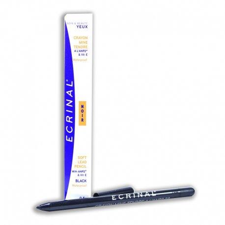 Ecrinal yeux Crayon Mine Tendre Noir 0,5g
