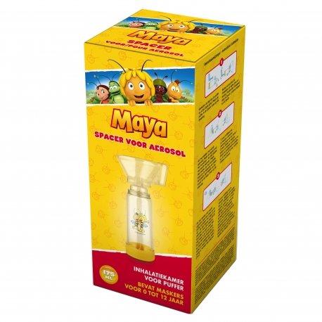 Eureka Pharma Studio 100 Maya Spacer Chambre d'inhalation pour aérosol enfant 175ml