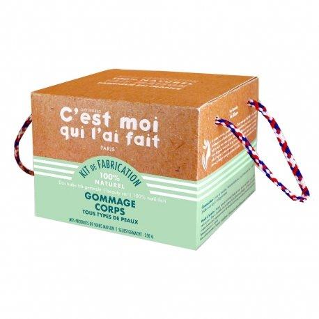 Dietworld C'est Moi Qui l'ai Fait Kit Gommage Corps 250g