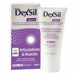 Dexsil Sport et muscles gel 50ml