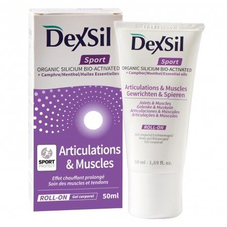 Dexsil Sport et muscles gel 50ml