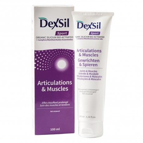 Dexsil Sport & muscles gel 100ml
