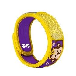 Para'Kito Kids Bracelet Anti-Moustiques Singe