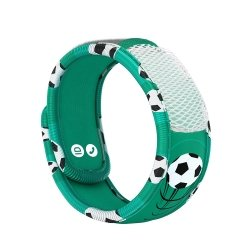 Para'Kito Kids Bracelet Anti-Moustiques Football