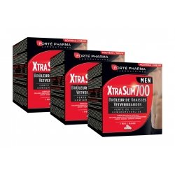 Forte Pharma Trio Pack Xtra Slim 700 Men (3x120 gélules)