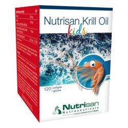 Nutrisan Krill Oil Kids 120 gélules