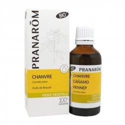 Pranarom Bio Chanvre Huile Végétale 50ml