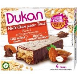 Dukan Barres Extra-Gourmandes 4 Barres