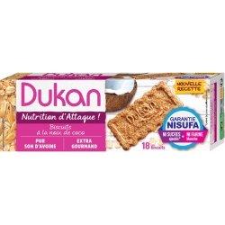 Dukan Biscuits Noix de Coco 18 Biscuits