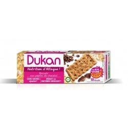 Dukan Biscuits Pépites de Chocolat 18 Biscuits