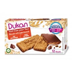 Dukan Biscuits Extra-Gourmands 12 Biscuits