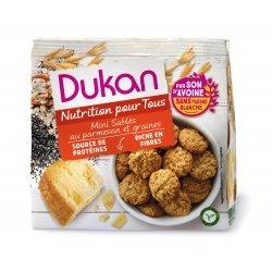 Dukan Mini Sablés au Parmesan et Graines