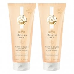 Roger & Gallet Magnolia Folie Duo Pack Gel Douche 2x200ml