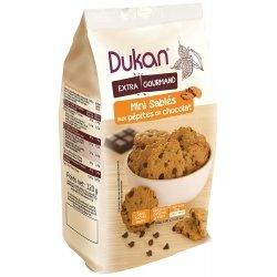 Dukan Mini Sablés aux Pépites de Chocolat 120g