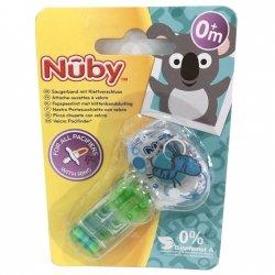 Nuby attache-sucette avec anneau-sucettes anneaux