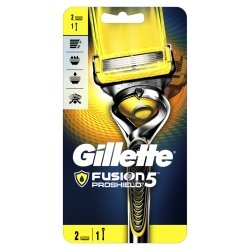 Gillette Fusion 5 Proshield - 2 + 1 unités