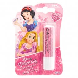 Disney Princess Baume à Lèvres Fraise 4,8g