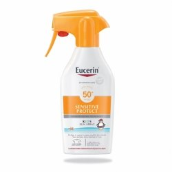 Eucerin Sensitive Protect Kids Sun Spray SPF50 + 300ml