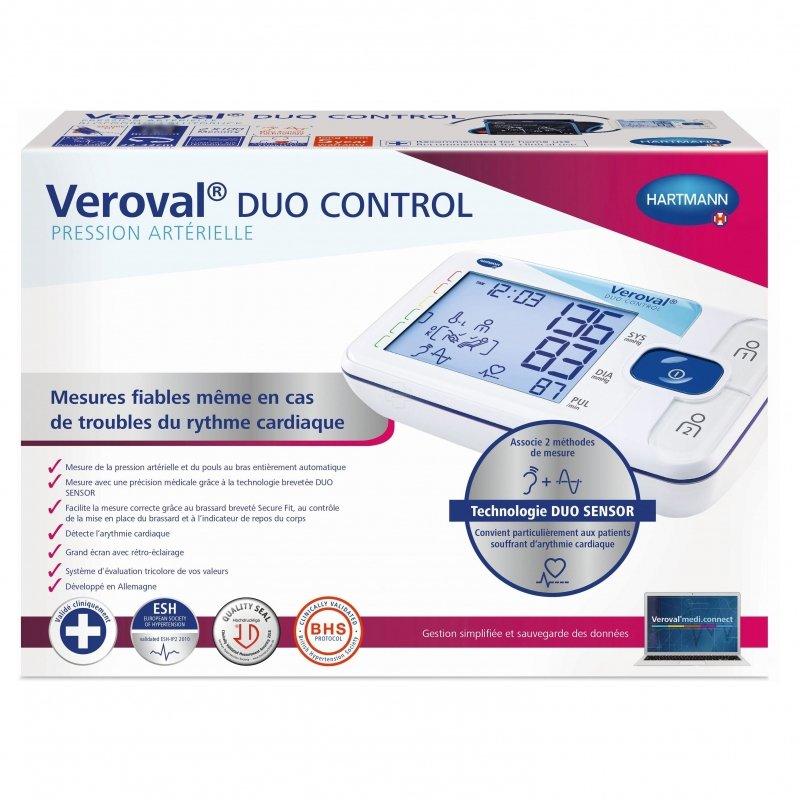 Veroval Duo Control Pression Artérielle