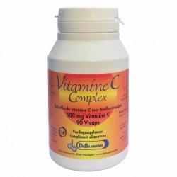 DeBa Pharma Vitamine C Complex 500mg 90 V-Caps