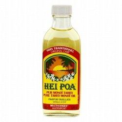 Hei Poa Pur Monoi Tahiti Parfum Vanillier 100ml