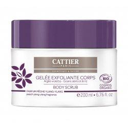 Cattier Gelée Exfoliante Corps Bio 200ml