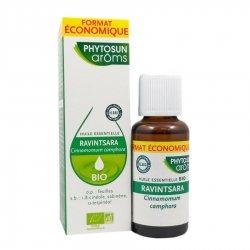 Phytosun Aroms Huile Essentielle Ravintsara Bio Format Economique 30ml