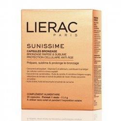 Lierac Sunissime Bronzage Anti Age 30 capsules