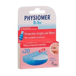 Physiomer mouche bebe rech 20 filtres