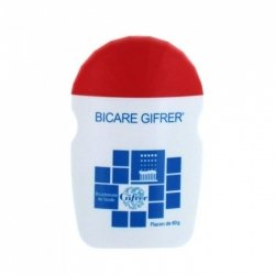 Bicare Gifrer Bicarbonate de Sodium 60 g
